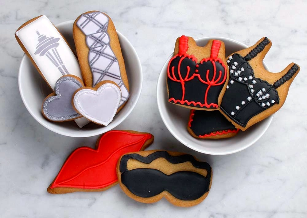 Sweet Surrender Cookie Collections