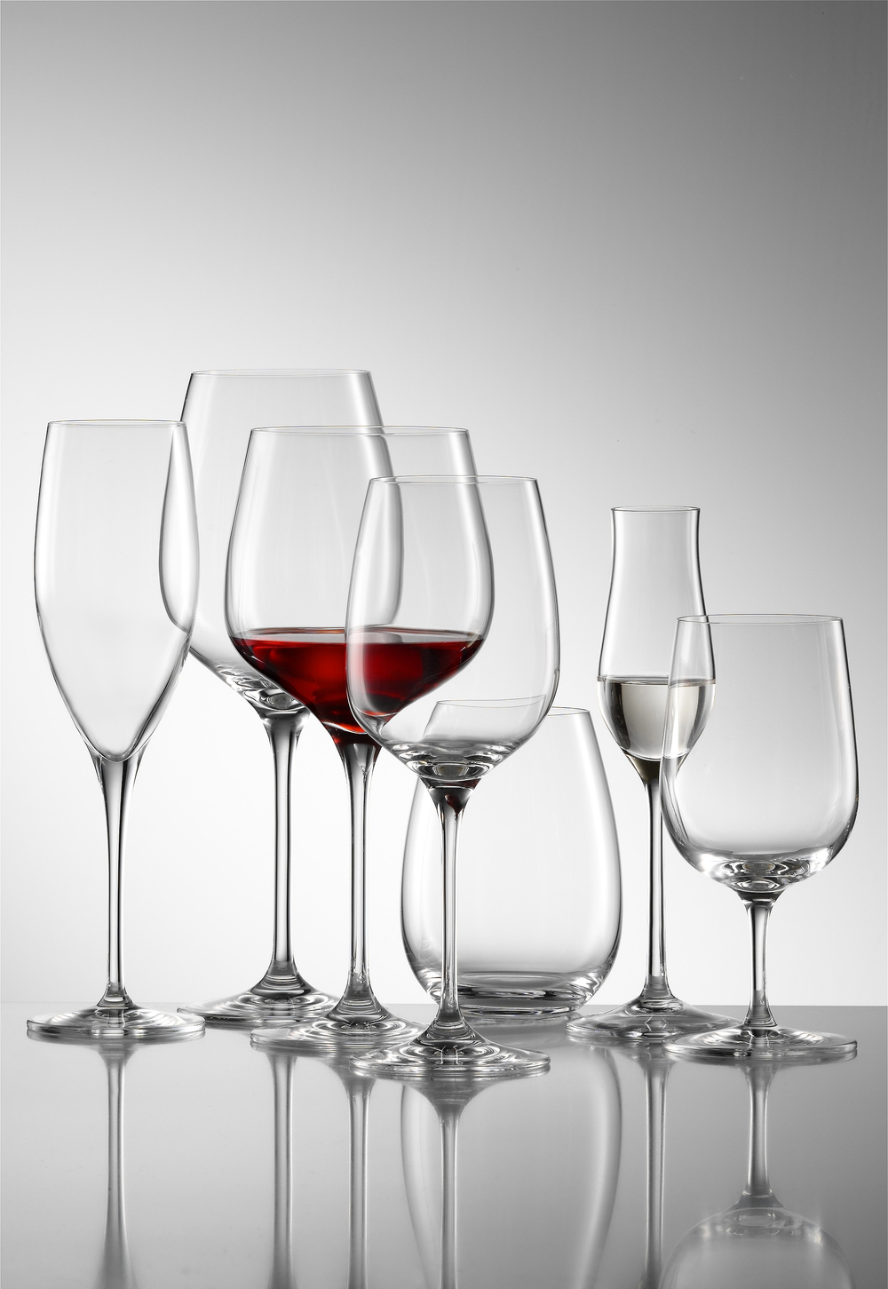 Reidel Wine Glasses