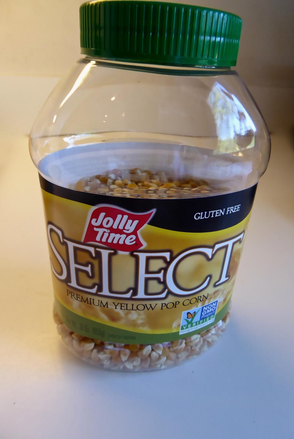 Favorite Popcorn