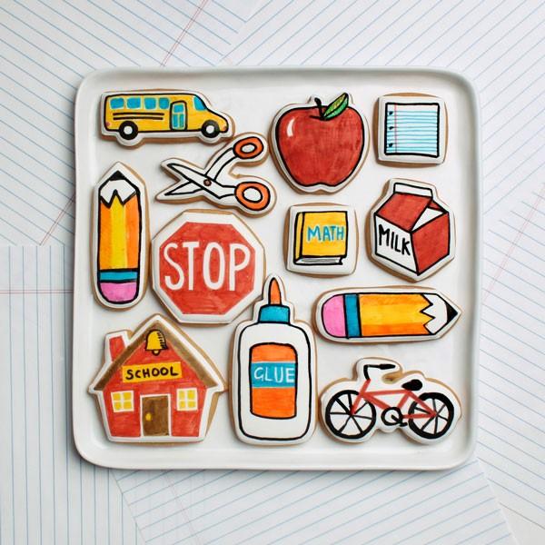 Color Me! School Days Gift Set