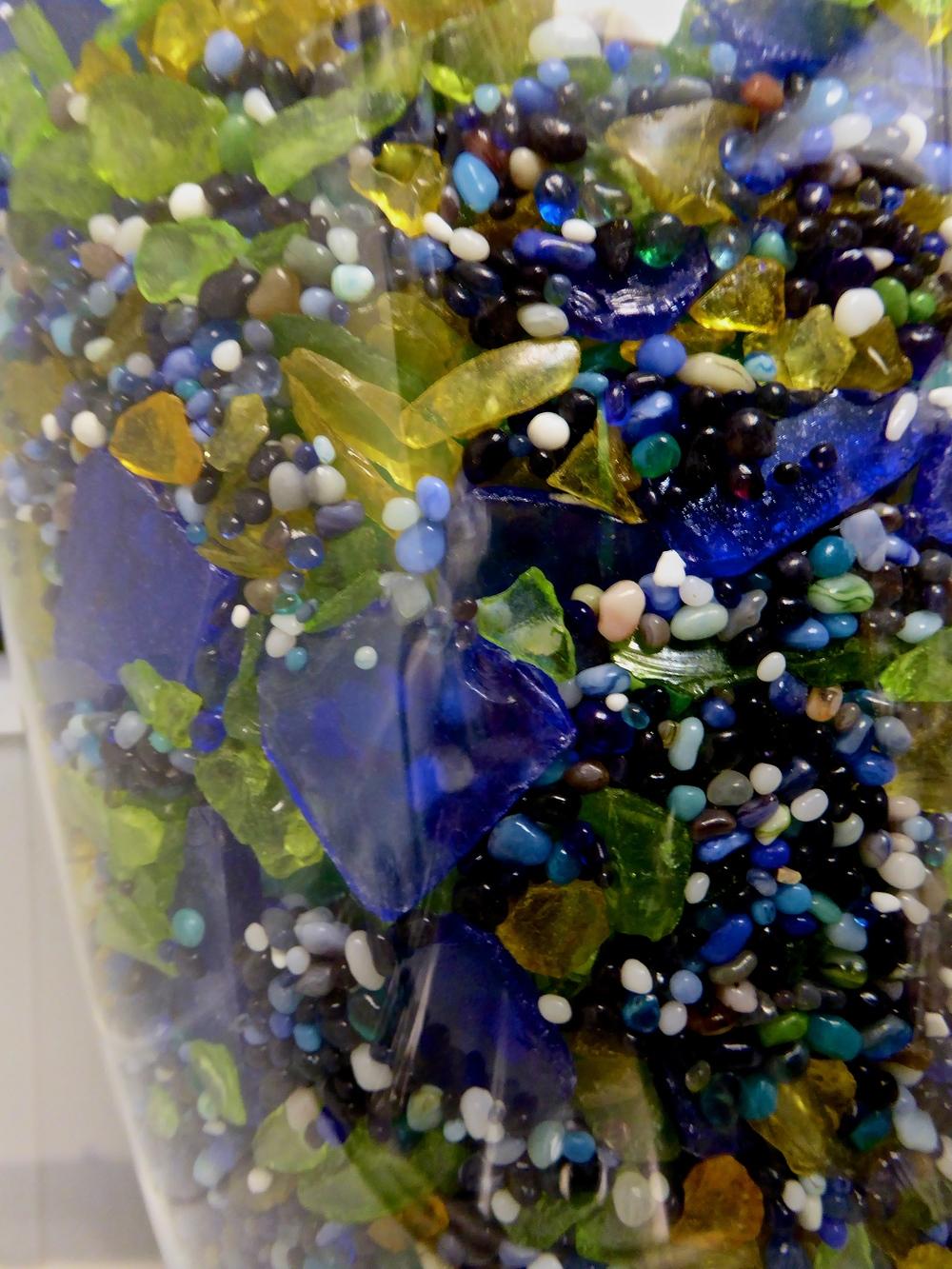 Sea glass & Pebbles