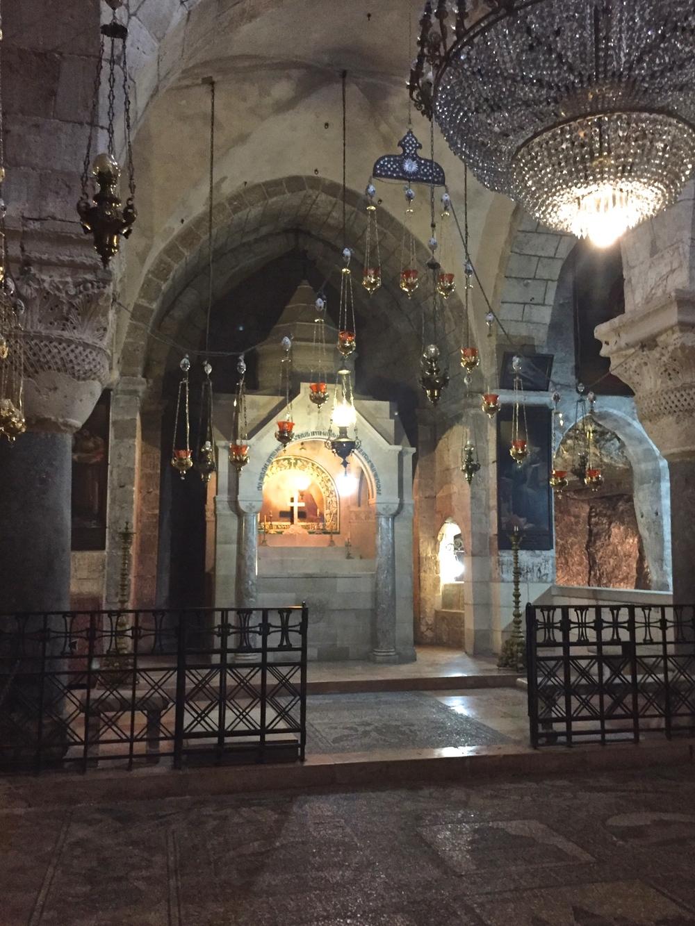 Teri Israel church of the holy  Sepulchre - 16.jpg