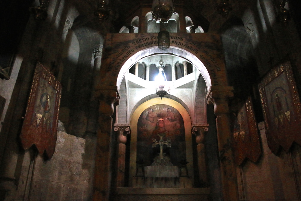 Teri Israel church of the holy  Sepulchre - 10.JPG
