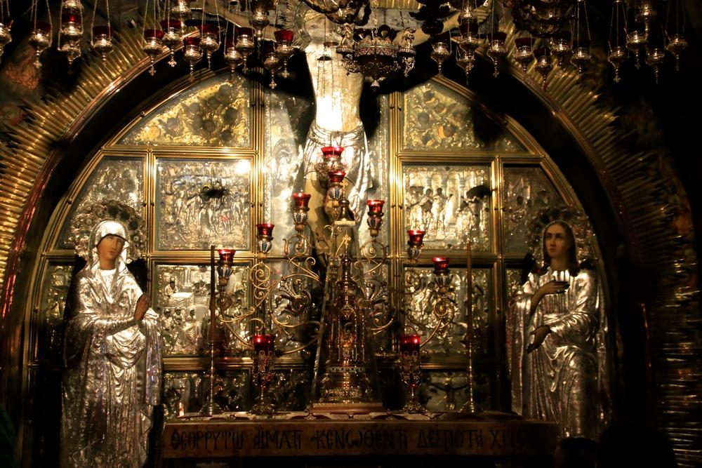 Teri Israel church of the holy  Sepulchre - 02.JPG