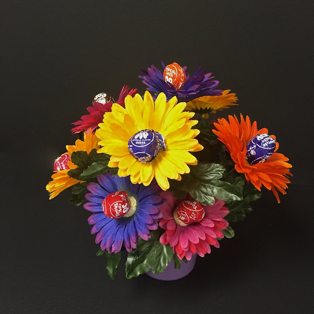 Ardith Beveridge Floral Lollipop Recipe #2
