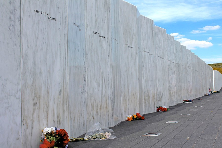Flight 93 National Memorial, Shanksville, Pennsylvania