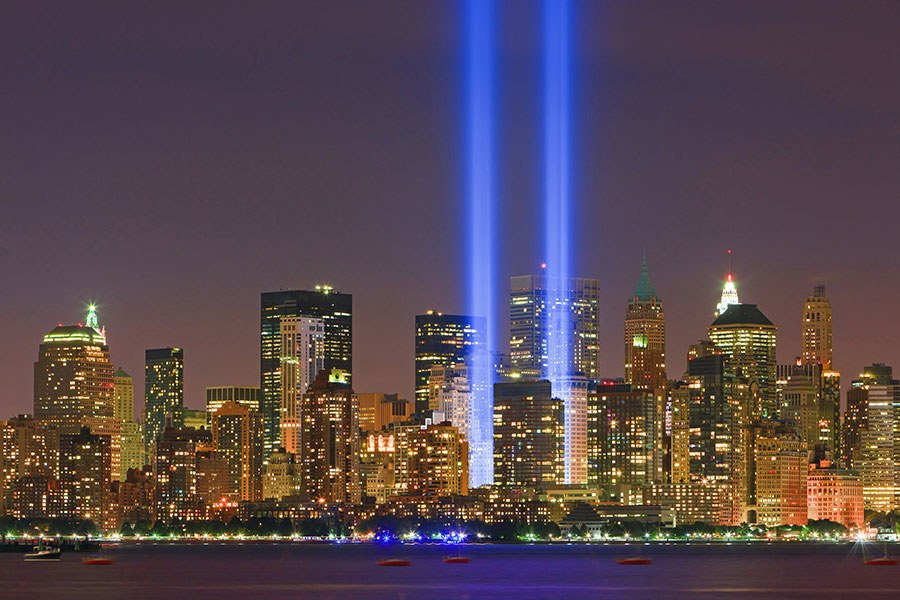 Tribute in Light, New York City