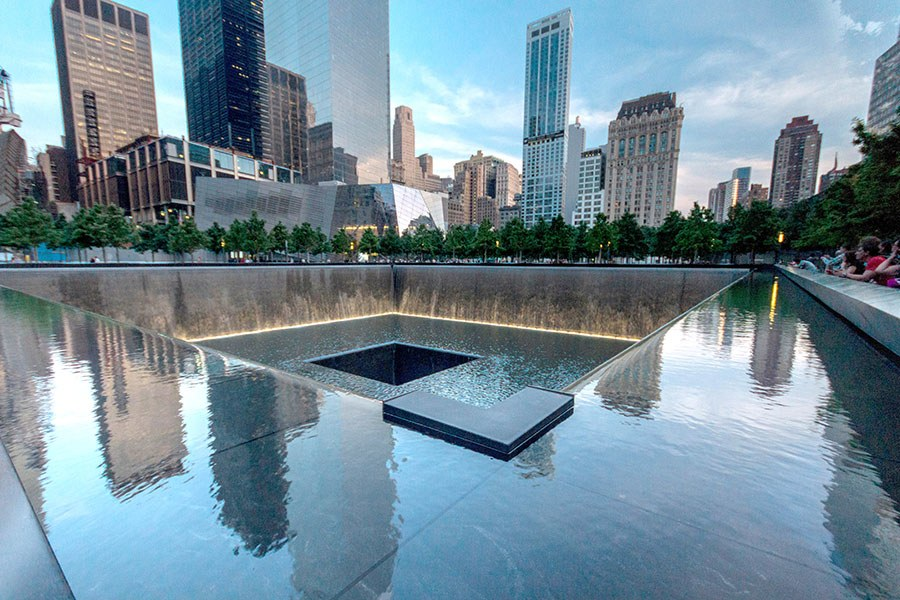 National September 11 Memorial and Museum, New York City