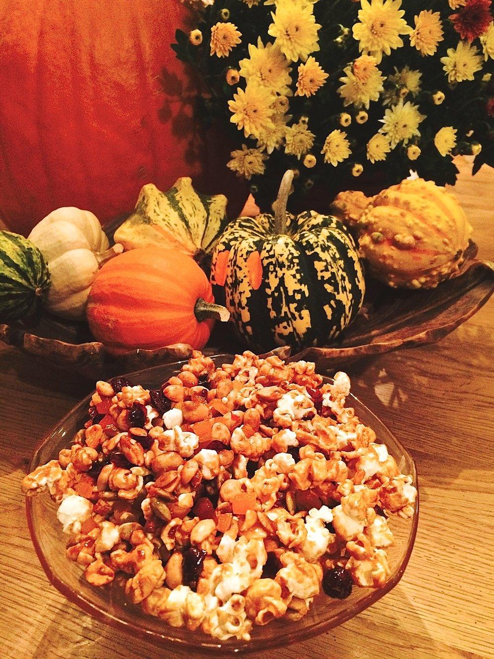 Popcorn Crunch & Munch