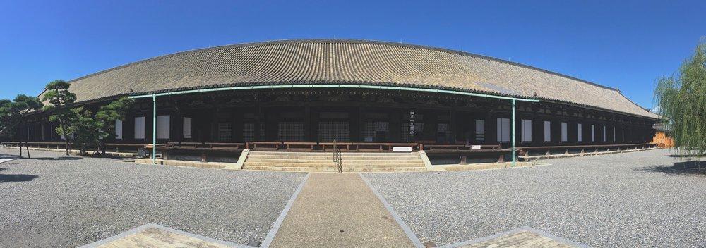 teri_Japan_Kyoto_SanjusangendoHall_spiritedtable_photo5.jpg