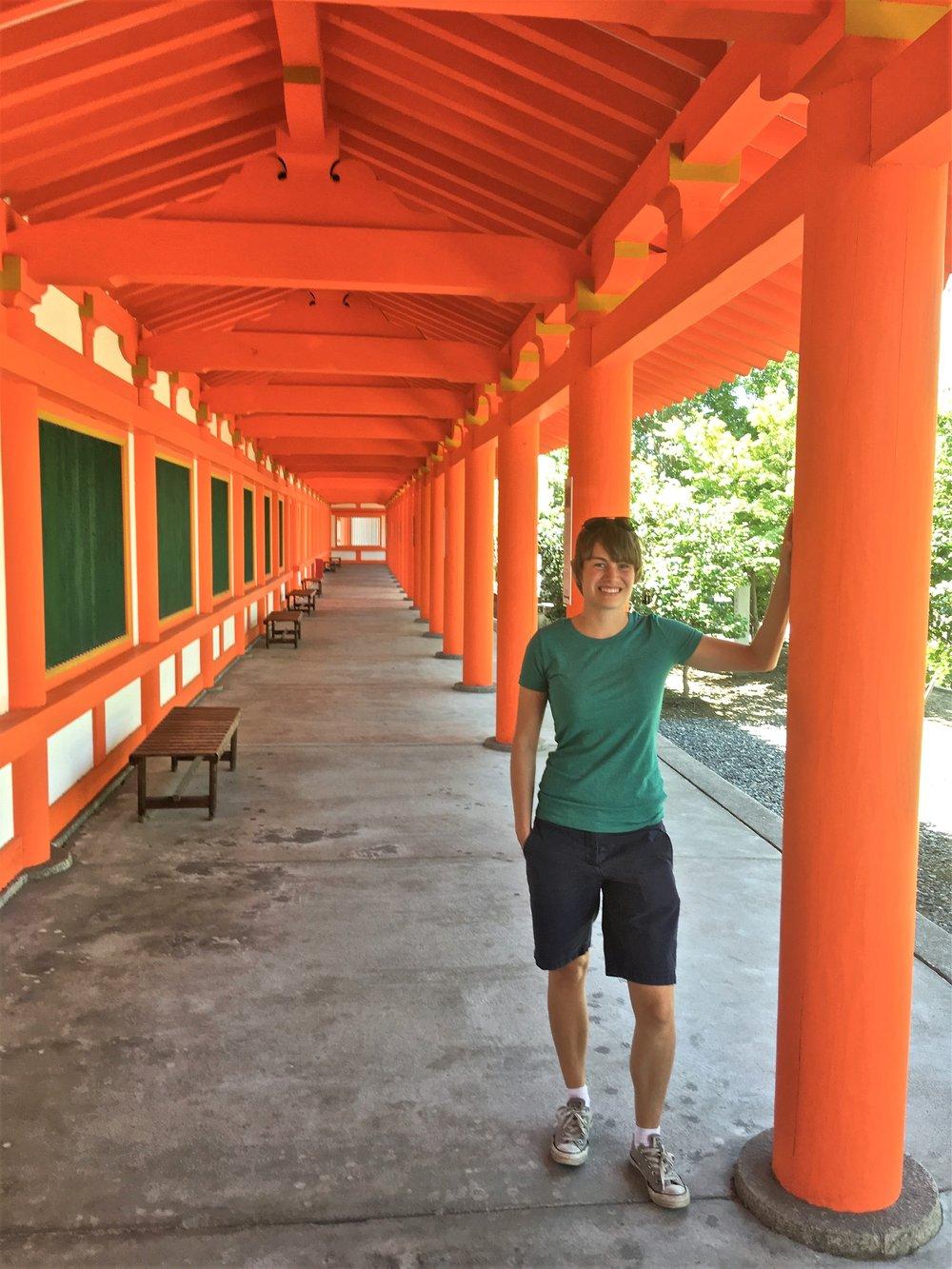 teri_Japan_Kyoto_SanjusangendoHall_spiritedtable_photo1.jpg