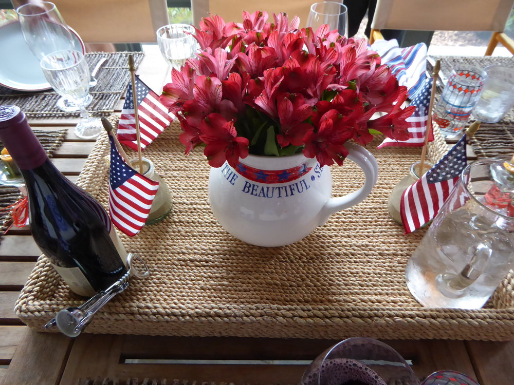July 4th Table Top Tips