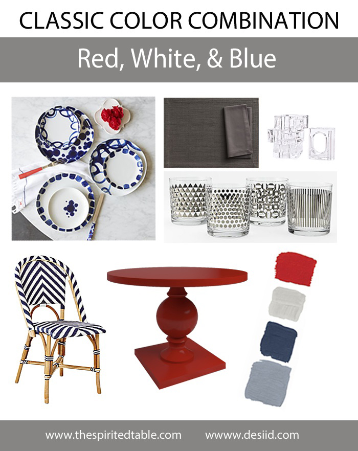 Rock the Red-White-Blue Recipes & Hostess Gifts