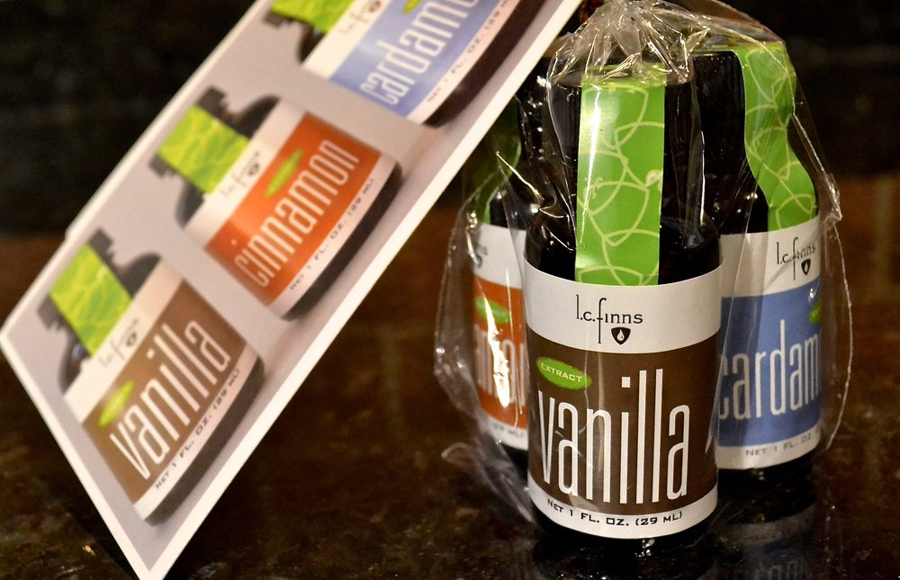 Fabulous Vanilla & Extracts