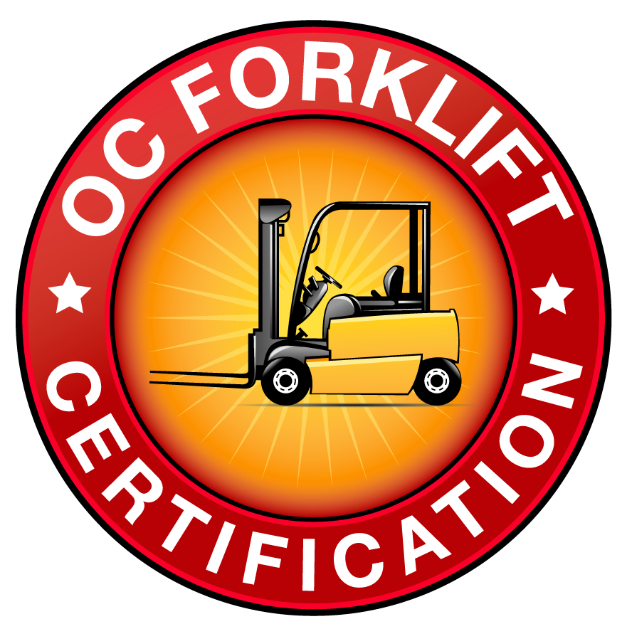 Oc Forklift Certification