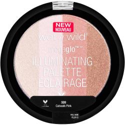 """Wet  n  Wild Illuminating Palette """"Catwalk Pink"""" ($5)"""