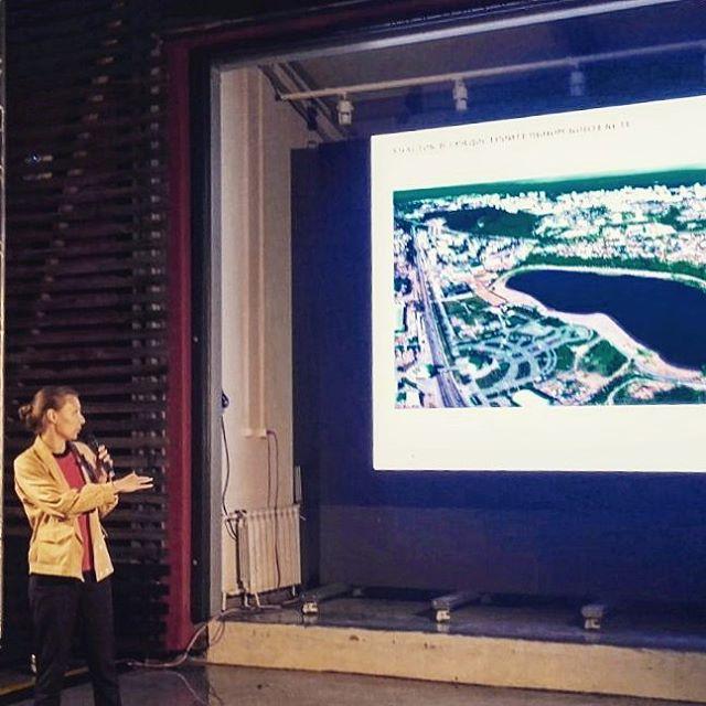 Презентовали проект парка Кашкадан, разработанный в рамках реализации федеральной программы по созданию комфортной городской среды на Стрелке.  Подробности по активной ссылке в профиле.
