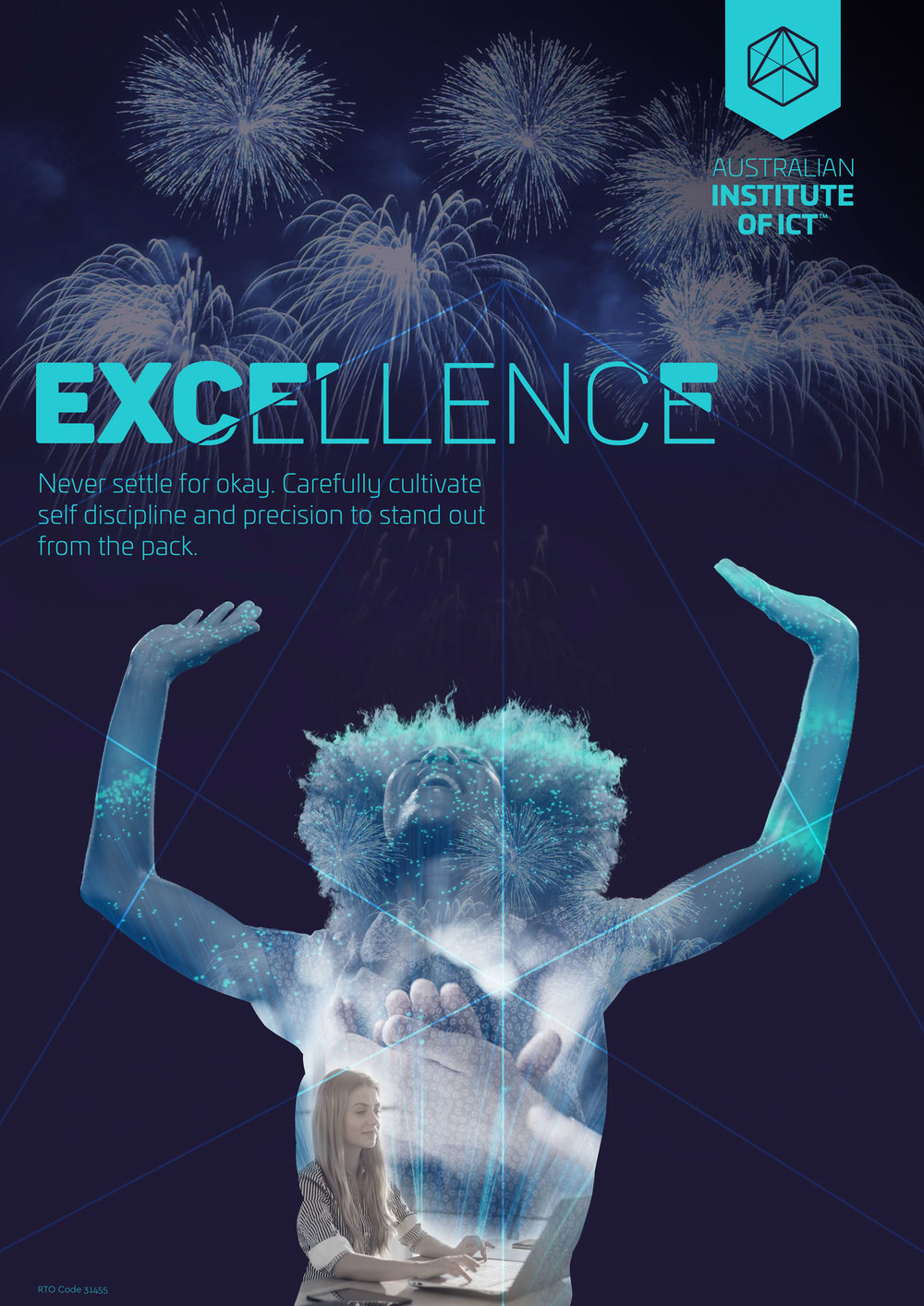Excellence Poster Design