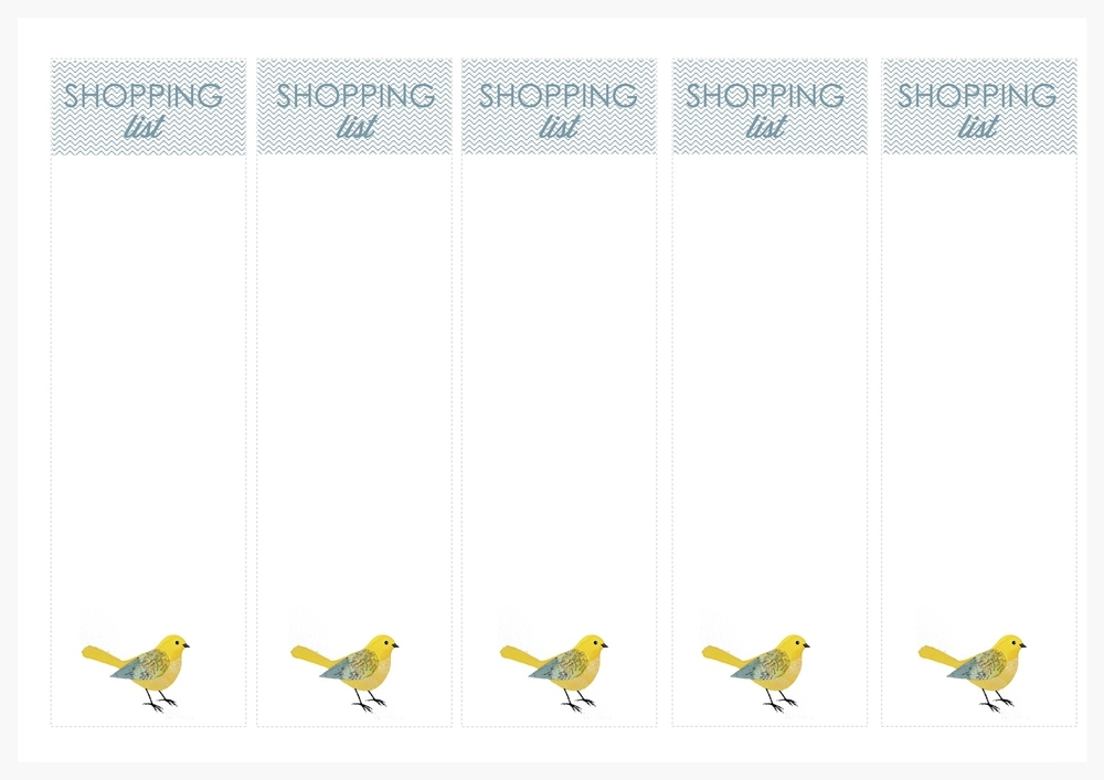 2014-05 - Shopping List.jpg