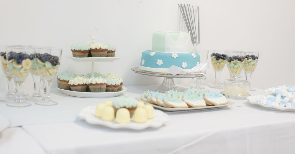 Miętowe Urodziny Jak Udekorować Urodziny Dziecka Minty Bday