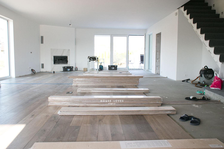 Świeże Drewniana Deska na Ogrzewanie Podłogowe — HOUSE LOVES XX29