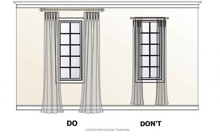 firany i zas ony w sypialni jak wiesza h o u s e l o v e s. Black Bedroom Furniture Sets. Home Design Ideas