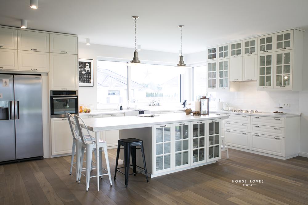 od inspiracji do realizacji #8 kuchnia — H O U S E L O V E S -> Kuchnia Z Wyspą Ikea