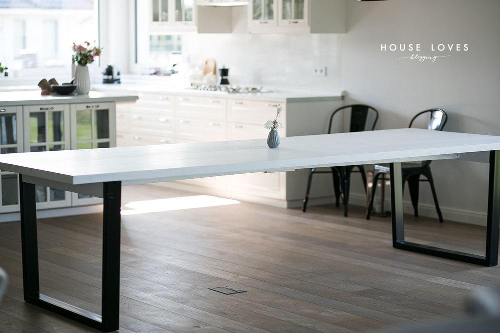 Stół Do Jadalni Jak Dobrać Odpowiedni Rozmiar House Loves