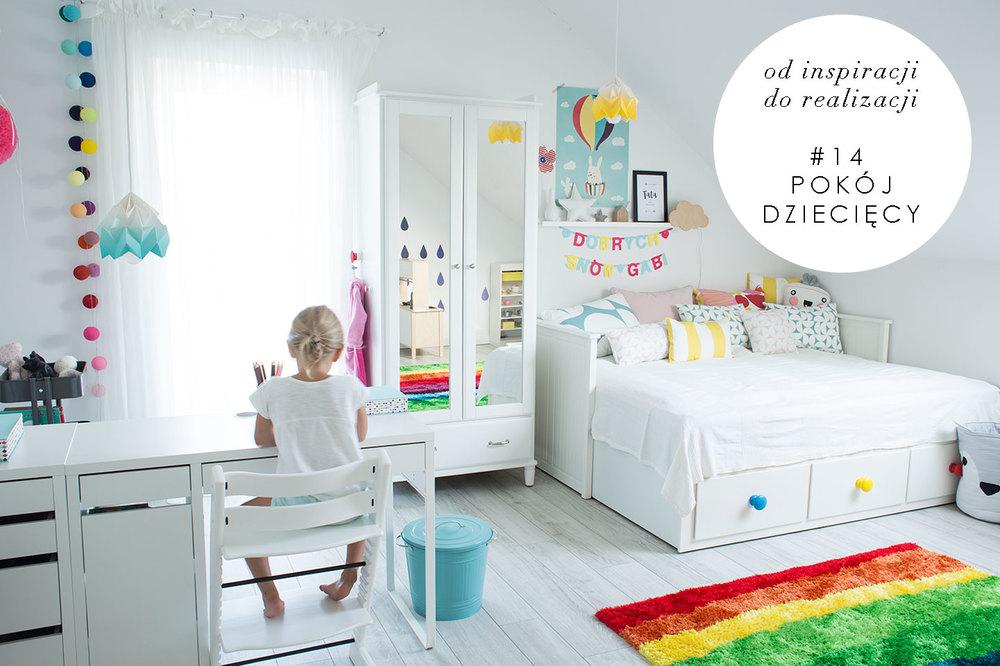 Jak z głową urządzić pokój dla dziecka?