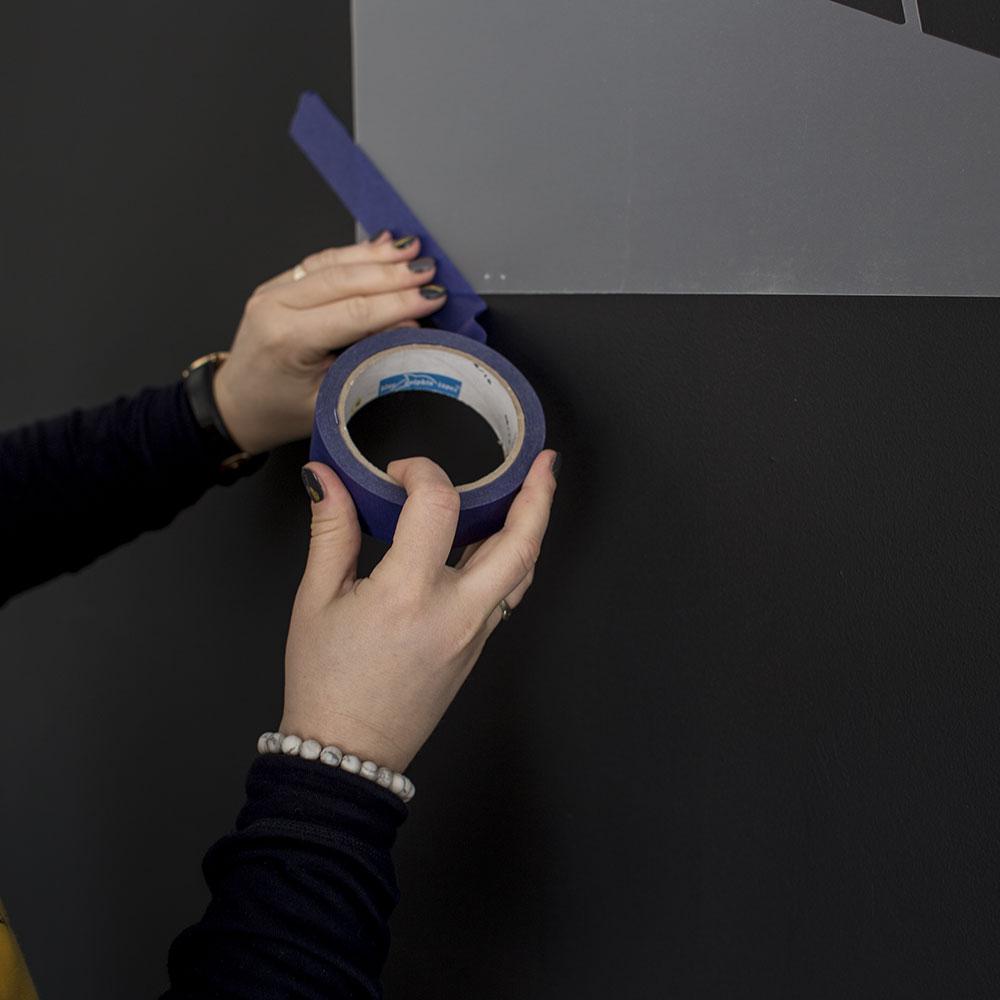 Szablon Na Sciane Wg Wlasnego Projektu Niedzwiedz Ze Stencils Pl
