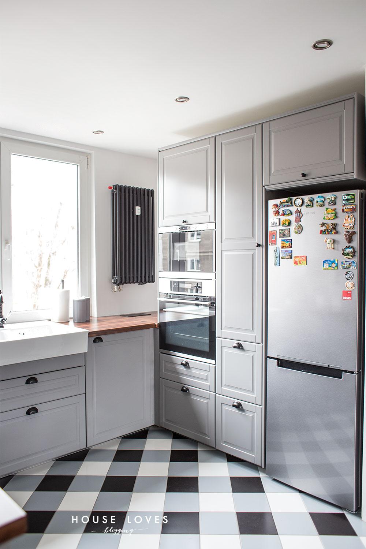 Ikea projekt kuchni