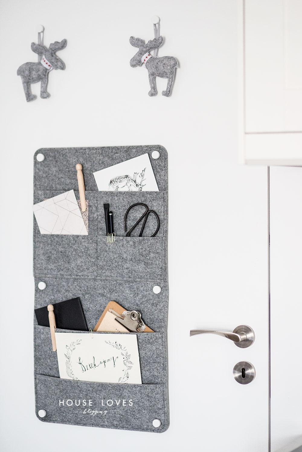 - | 4 |organizer do przechowywania drobnych rzeczy, ważnych notatek czy codziennych gazet