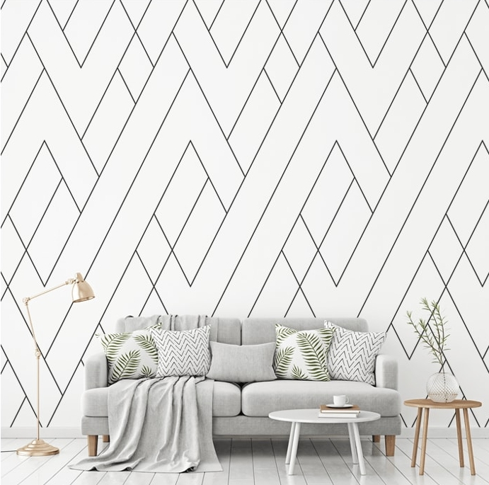 tapeta LINES HOUSE LOVES lining chevron.jpg