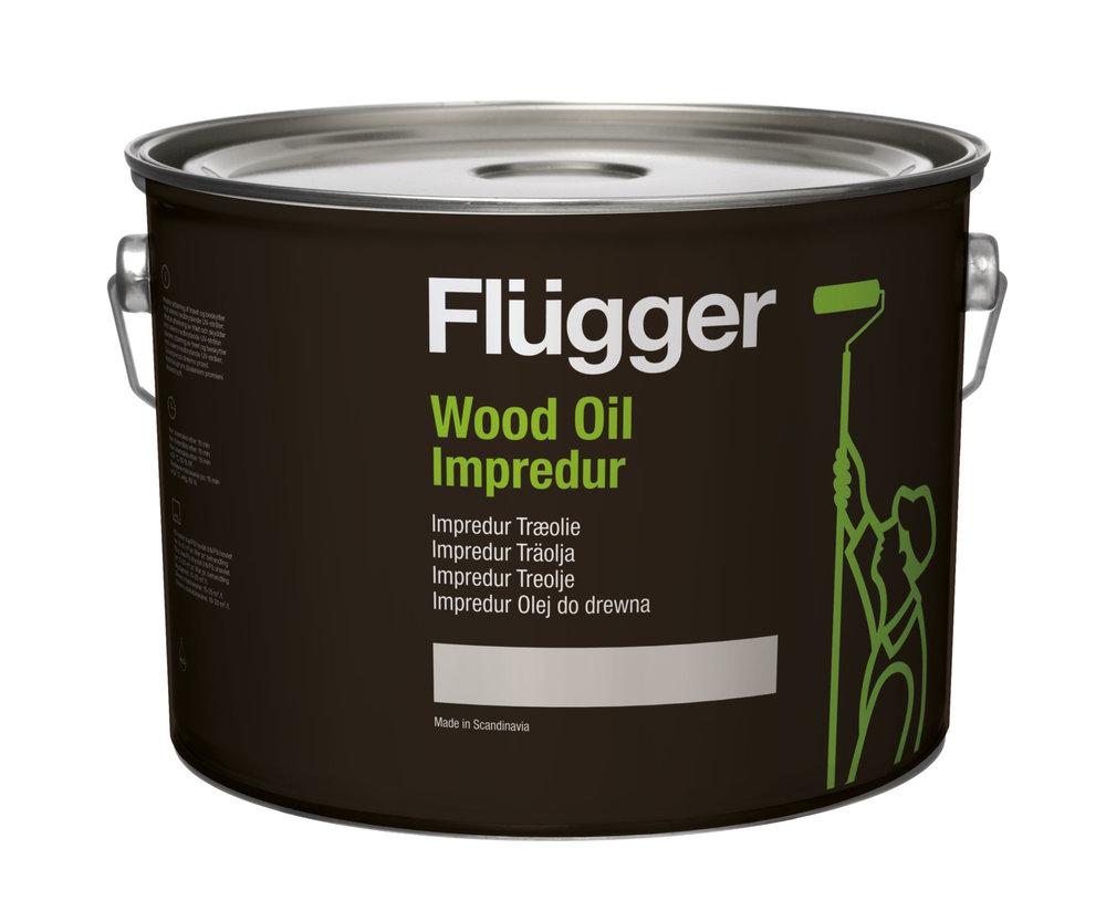 Olej do drewna - Flügger Wood Oil Impredur >>> link