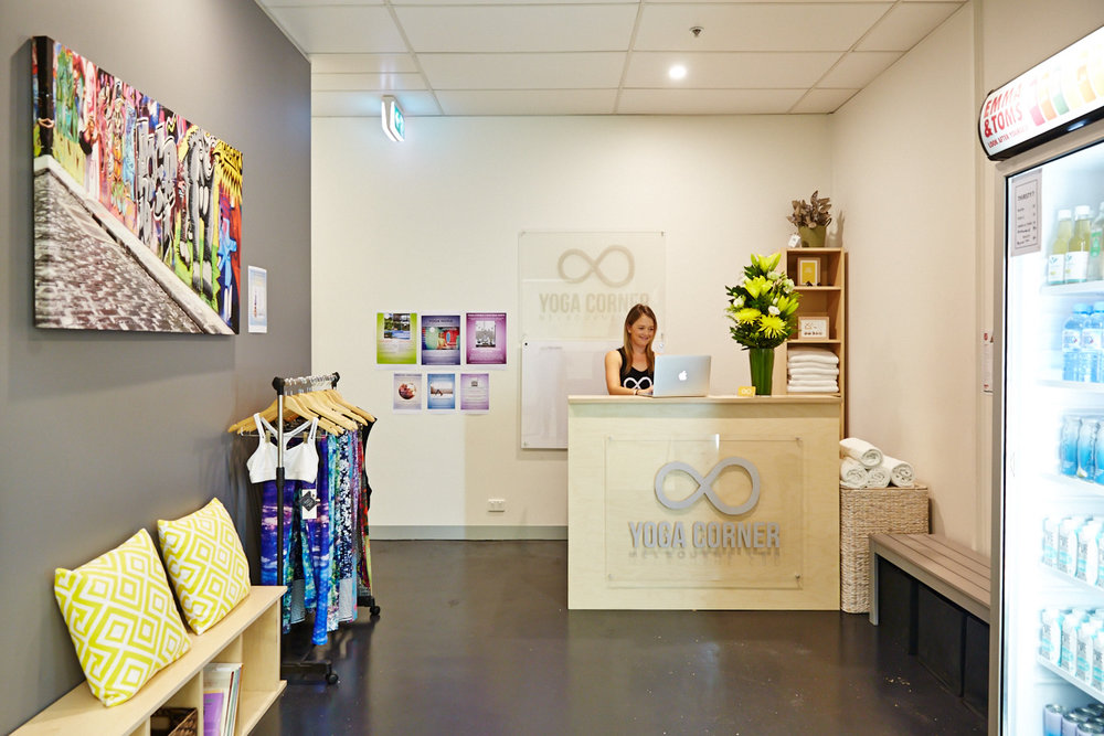 Yoga Corner Melbourne Studio Celebrations
