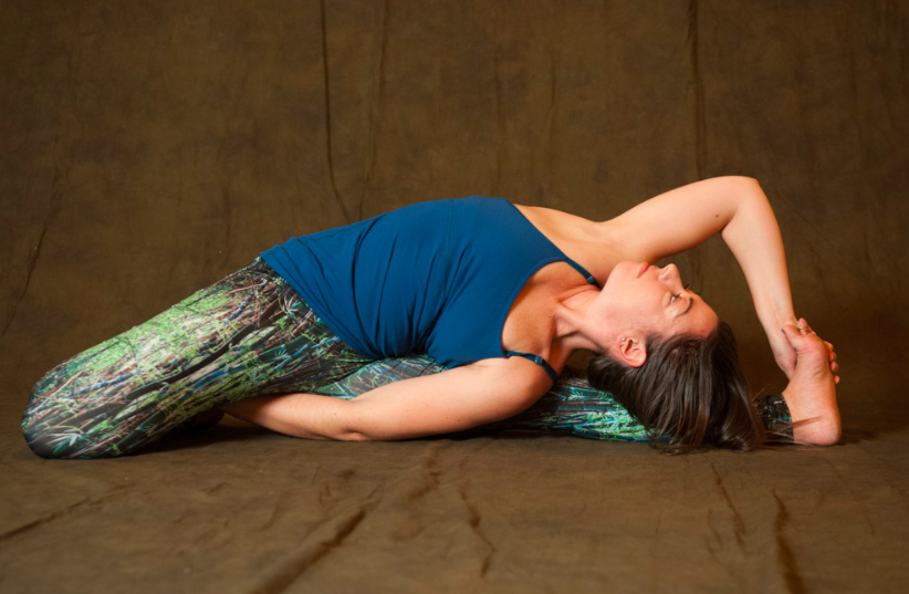 April Dechagas - Jivamukti Yoga Teacher at Yoga Corner Melbourne