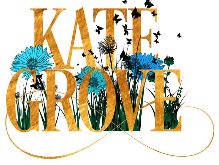 Romantic fantasy stories by Kate Grove