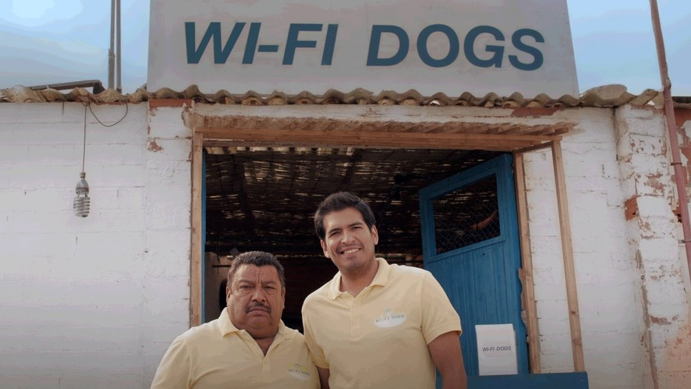 "T-Mobile - Online Film ""Wi-Fi Dogs"""
