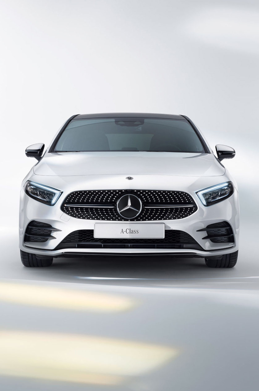Mercedes-Benz A-Class - Product Content
