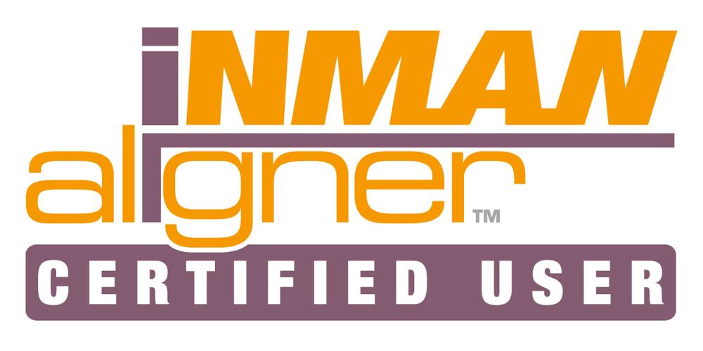 Inman Aligner Certified User Cuffley Village Dental