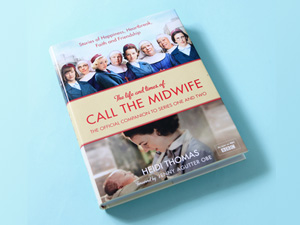 The Life and Times of Call the Midwife    Design and behind-the-scenes photography for a TV tie-in book for the hit BBC drama.