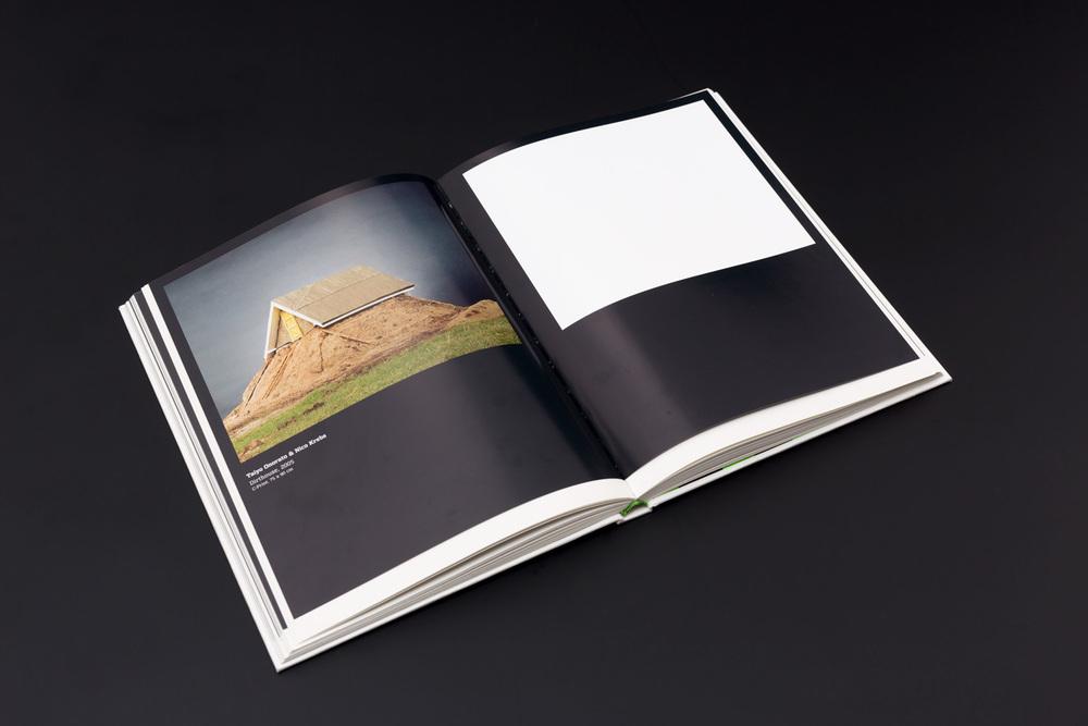 Buchgestaltung ETH Departement — Architektur