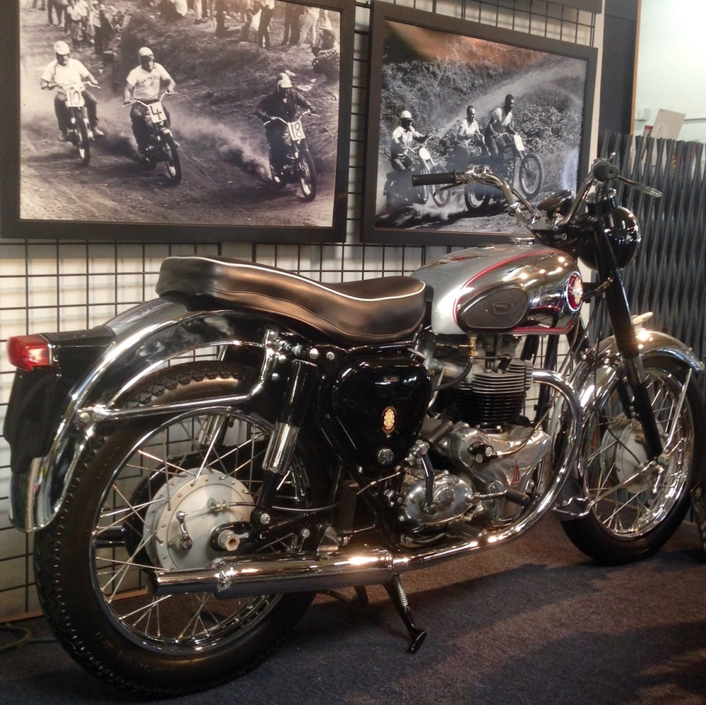 For More About Bobu0027s Legacy And Vintage Cycle Collection, Go To His Honda  Motorcycle Dealership Website: ...