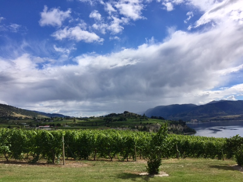 Property at Lock + Worth Winery and Poplar Grove Cheese overlooking Lake Okanagan