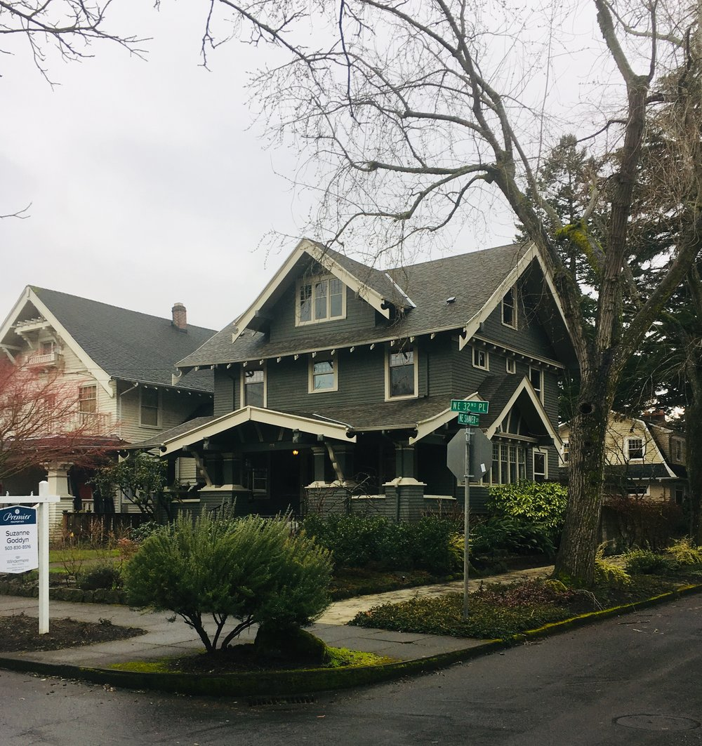 What a $1,000,000 will buy you in North East Portland.