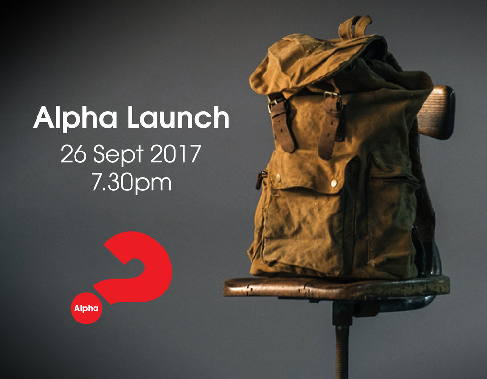 Alpha Launch