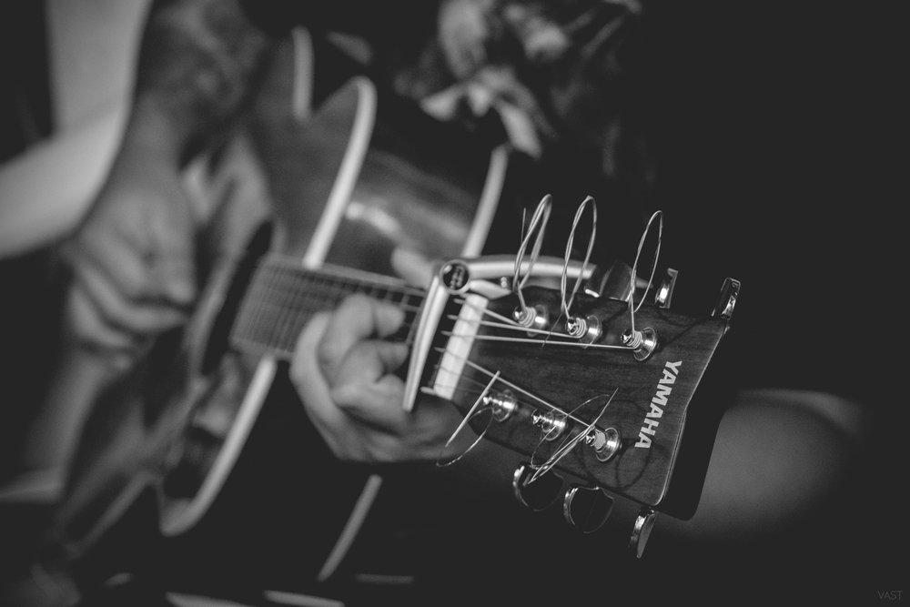 Guitar for Worship -
