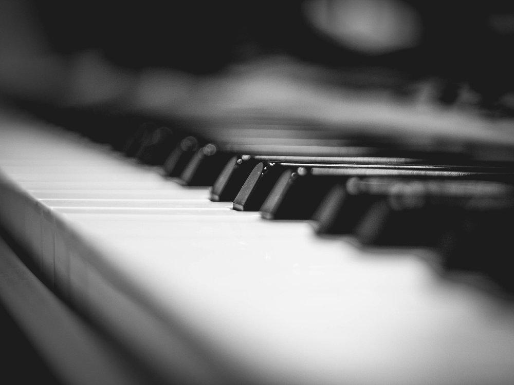 Keyboard for Worship -