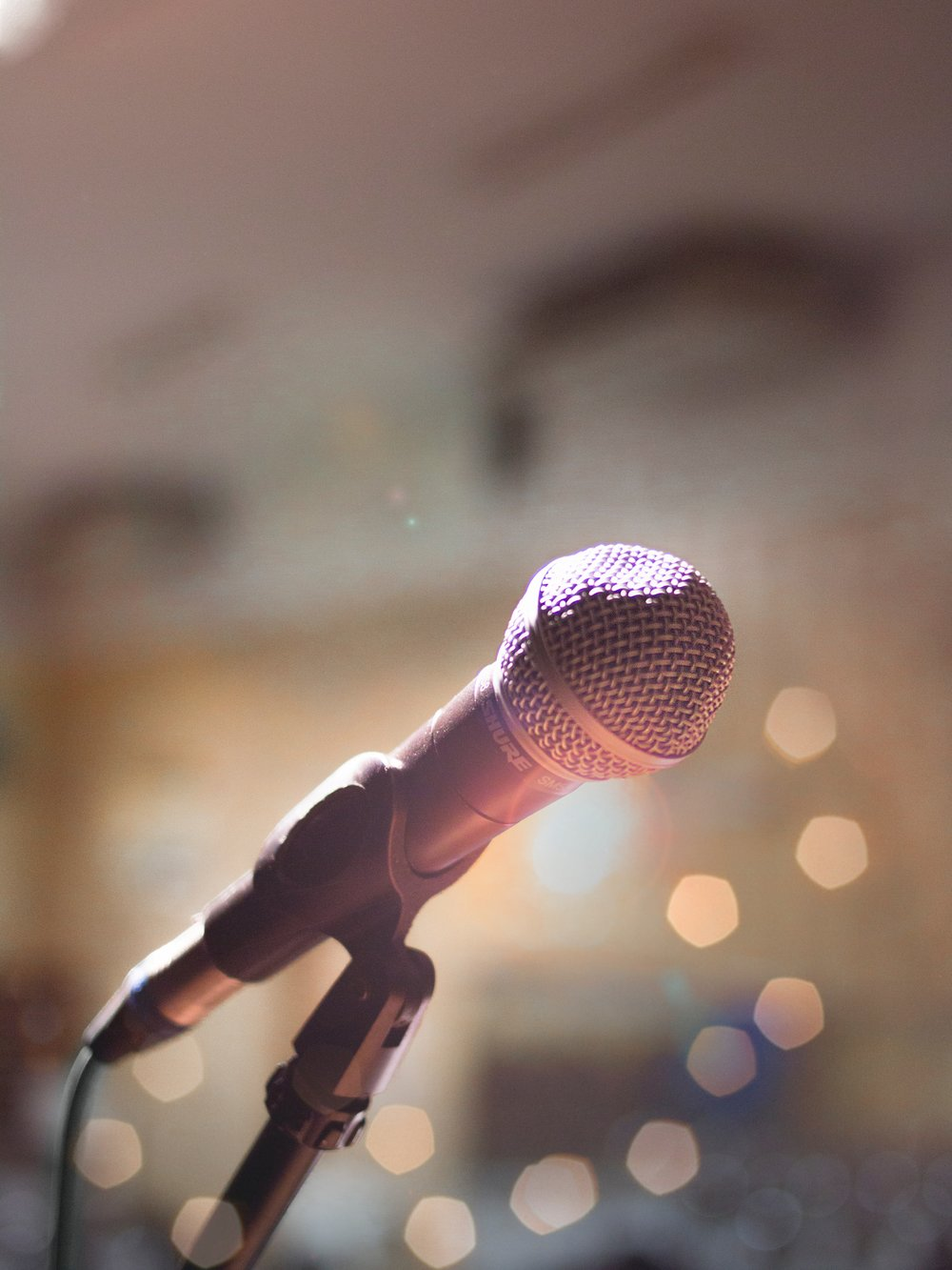 Intro to Worship Leading -
