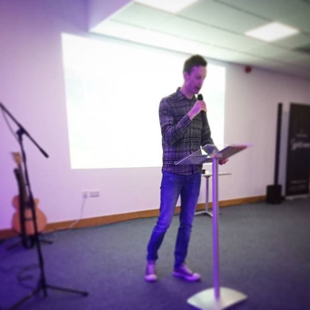 We've got Gav sharing with us tonight as we continue our series on #simplyjesus . If you didn't make it out this morning, come and join us. If you made it out but want to go deeper, come and join us. Cafe opens 6.10, Worship kicks off at 6.30. Can't wait to see you #thegathering #deeper #jesus